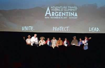 Con más de 850 operadores turísticos inició la Adventure Travel World Summit 2017